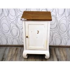Koupelnová skříňka CANARY BAD 19878A 75x45x35 cm teak masiv