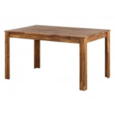 Jídelní stůl RedWOOD rozkládací 20014 75x140x90 cm dub masiv