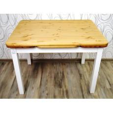 Jídelní stůl 20035A 77x104x77 cm dřevo borovice masiv