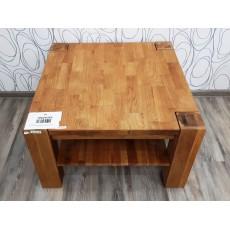 Konferenční stolek WESTHILL 20672A 49x80x80 cm dřevo masiv