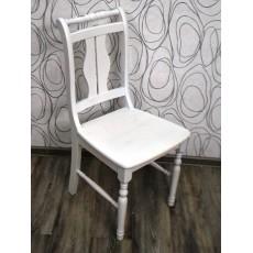 Jídelní židle 20382A 95x55x39 cm dřevo masiv