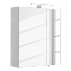 Závěsná koupelnová skříňka AMORA 20732A 70x21x60 cm dřevolaminát