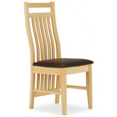 Jídelní židle SUMA 20736A 100x54x44 cm dřevo