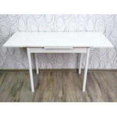 Jídelní stůl rozkládací 19615A 76x55x85 cm dřevo masiv dřevolaminát