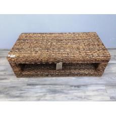 Konferenční stolek YAVAN I 21368A 38x120x60 cm banánový list