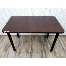 Jídelní stůl MAX IV rozkládací 21929A 77x70x120 cm dřevolaminát dřevo masiv dekor ořech