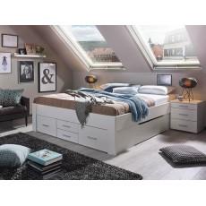 Manželská postel SCALA I 22023A dřevolaminát