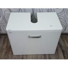 Skříňka pod umyvadlo BARCELONA 22600A 46x60x39 cm dřevolaminát barva bílá povrch lesklý