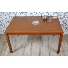 Jídelní stůl rozkládací 10491AB 75x140/180x90cm