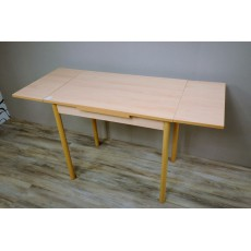 Jídelní stůl rozkládací 8627A 74x85/125x55cm