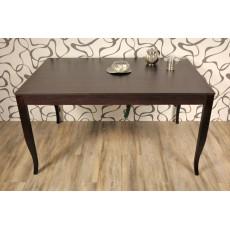 Jídelní stůl rozkládací 10492AB 75x140 a 180x90cm tmavý