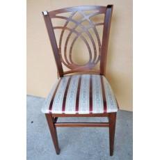 Kuchyňská židle 8339A bordó