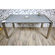 Jídelní stůl rozkládací 10588AB 12294 77x170/260x90cm dřevolaminát/kov