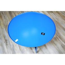 konferenční stolek 10701A 24x80 cm kov