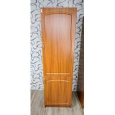 Kuchyňská skříň 9263AS207x60x59 cm dřevolaminát dekor ořech