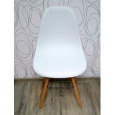 Židle retro 15166A 85x46x45 cm dřevo plast