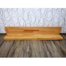Police Majona 15554A 28x150x22 cm bukové dřevo