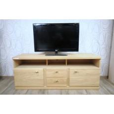 Luxusní TV skříňka Don Perri 15508A, 57x143x46 cm, dub masiv