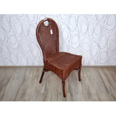 Jídelní židle 15431A, 100x45x50 cm, ratan