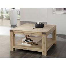 Konfereční stolek OREGON III 15673A 45x80x80 cm akácie masiv