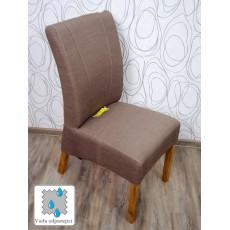 Čalouněná židle SARPSBORG III 15877A, 100x44/42x65 cm, dřevo, voduodpuzující textilie