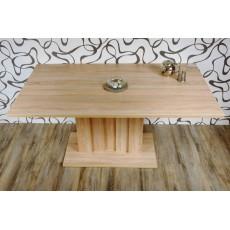 Jídelní stůl rozkládací 10483AB 76x90x160 cm dřevolaminát