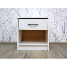 Noční stolek 16519A 39x37x30 cm dřevolaminát