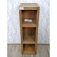 Koupelnová skříňka SILVERBELL BAD RECY 16543A 115x35x31 cm teakové dřevo masiv