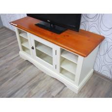 Skříňka pod TV CANNES 16539A 60x115x42 cm borovice MDF deska