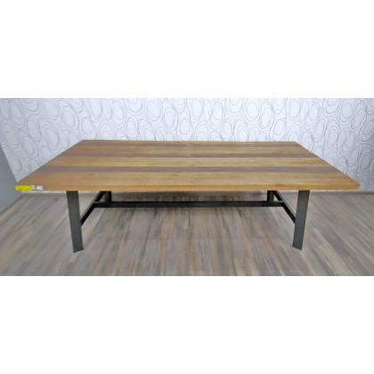Jídelní stůl TAMATI 16710A 75x240x100 cm pinie masiv