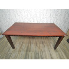 Jídelní stůl 15063A 76x180x90 cm dřevo masiv