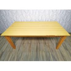 Jídelní stůl 15069A 75x180x90 cm dřevo masiv