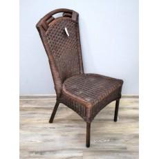 Jídelní židle 16996A 103x48x57 cm ratan