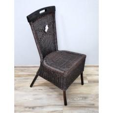 Jídelní židle 16995A 101x47x58 cm ratan