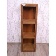 Koupelnová skříňka SILVERBELL BAD RECY 17019A 115x35x31 cm teakové dřevo masiv