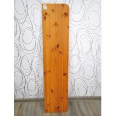 Věšák na stěnu 16546A 125x28x1,5 cm dřevo borovice
