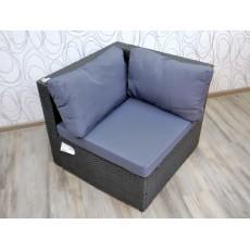 Sofa roh PARADISE 17215A 64x75x75 cm polyratan