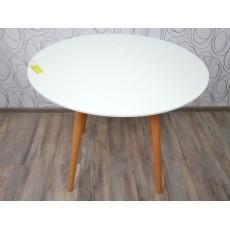 Jídelní stůl LINDHOLM II 17254A 76x100 dřevolaminát dubové dřevo