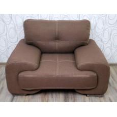 Luxusní křeslo 17413A 87x130x95 cm textilie