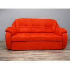 Sofa trojkřeslo rozkládací 17414A 95x190x105 cm textilile