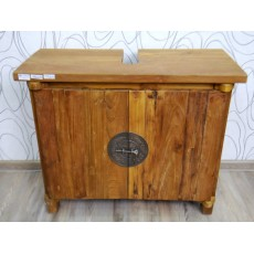 Koupelnová skříňka TENAGA BAD TEAK 17620A 63x77x34 cm teakové dřevo masiv