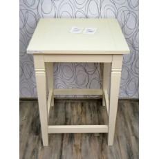 Barový stůl CATANA 17659A 110x80x80 cm pinie masiv MDF