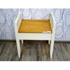 Lavice Bader 17747A 60x51x36 cm dřevo masiv