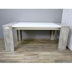 Jídelní stůl rozkládací UPTON 18901A 77x90x180 cm dřevolaminát