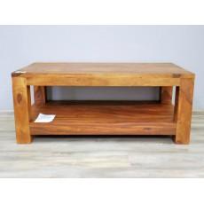 Konferenční stolek CUBUS 18891A 45x110x60 cm palisandr masiv