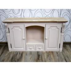 Závěsná skříňka LANDHAUS BADER 17746A 52x93x25 cm dřevo MDF