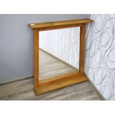 Zrcadlo RANGUD BAD 17535A 79x68x12 cm borovice masiv