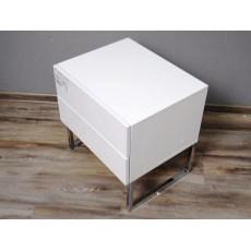 Noční stolek NOLA II 19556A 50x50x40 cm dřevolaminát