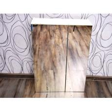 Koupelnová skříńka WIESBADEN II 19762A 70x50x21 cm dřevolaminát MDF sklo