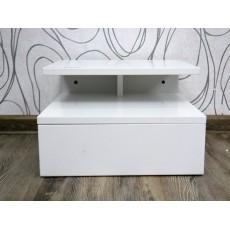 Noční stolek RONKELI 19217A 19930A 23x35x32 cm MDF dřevolaminát